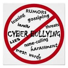 cyber bullying is another example of internet addition