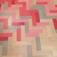 Amazing floor, Stella McCartney NYC.  Oh WOW do I ever love this floor!