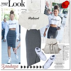 Steal her style - Zendaya by lidia-solymosi on Polyvore featuring Joseph, adidas Originals, NLXL, zendaya and CelebrityStyle