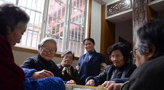Newsela | China wants grown children to help care for elderly retirees