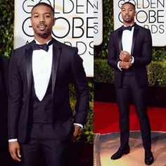And he's a pretty handsome dude.   Community Post: 21 Reasons Michael B. Jordan Is Everything On Instagram