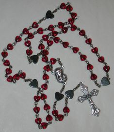 DIY Rosary Tutorial on instructables.com