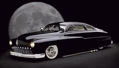 1949 Mercury 2 Doors Custom Coupe