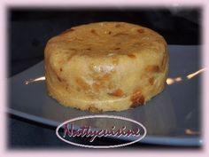 Gâteau de pain perdu au Cookéo