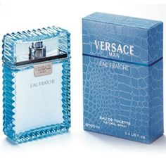 Versace Man Eau Fraiche By Gianni Versace For Men Edt Spray 3.4 Oz Review