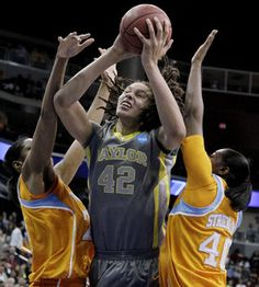 Brittney Griner, Baylor Women's Basketball