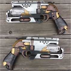 #Myclearcutcreations has created a very nice looking #Hammershot The #steampunk…