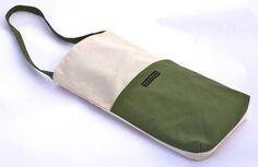 Organic Cotton Meditation Bench Bag