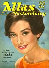 Audrey Hepburn Magazine Cover Pictures