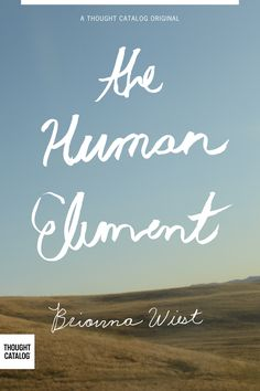 HUMAN-ELEMENT-COVER