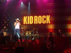 Kid Rock in concert on September 16, 2006, in Denver, Colorado
