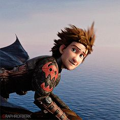 Httyd, hiccup, rtte, How to train your dragon