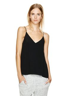 A pared-down camisole, made to be worn effortlessly