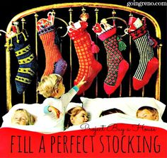 Stockings are my favorite, favorite part of Christmas. They have been ever since I was a little girl. As a result, I stuff a pretty amazing stocking for my own kids. You might be thinking that this post is going to be about filling acheap stocking–considering that it is my Project Buy a House post …