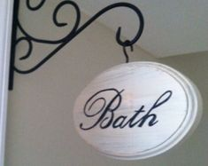 FREE SHIPPING (Limited Time) Adorable Bathroom Sign