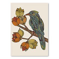 Bravebird Print Art by Americanflat