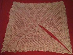 Daireann - Goddess Knits/Rene Leverington Anniversary mystery shawl 2012