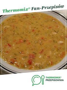 Zupa warzywna z kaszą jaglaną i kurczakiem jest to przepis stworzony przez użytkownika Gisia. Ten przepis na Thermomix<sup>®</sup> znajdziesz w kategorii Zupy na www.przepisownia.pl, społeczności Thermomix<sup>®</sup>. Cheeseburger Chowder, Vegetables, Ethnic Recipes, Food, Gastronomia, Thermomix, Surfing, Essen, Vegetable Recipes