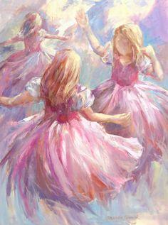 The Twirl by Brenda Pinnick ~ x