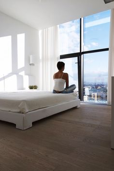 Bedroom | Falcon's Nest Penthouse, Moscow by APK-STUDIO |