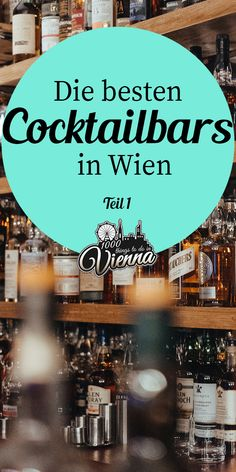 The best cocktail bars in Vienna - part 1 - Trend Home Entertainment 2020 Sparkling Drinks, Fun Cocktails, Restaurant Bar, Rumchata Recipes, Long Flight Tips, Best Cocktail Bars, Places To Travel, Places To Eat, Cocktail Garnish