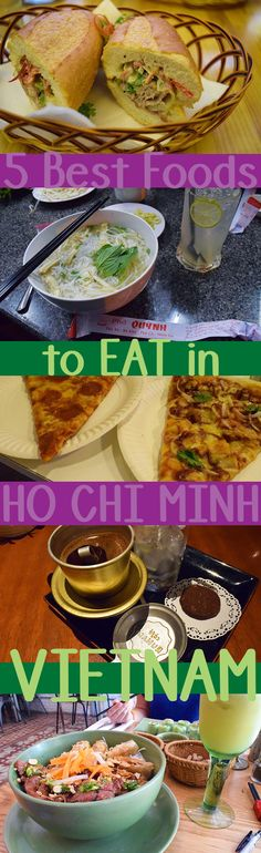 5 Best Foods in Ho Chi Minh