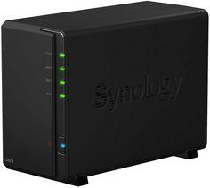 """Synology DX213 DiskStation 2 Bay NAS Drive Enclosure (3.5"""")"""