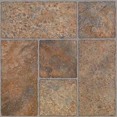 Armstrong Stylistik II 12 in. x 12 in. Bodden Bay Peel and Stick Vinyl Tile Flooring (45 sq. ft. / case)-26291061 at The Home Depot