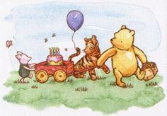 classic+winnie+the+pooh+clip+art | Spencer Aloysius' Winnie the Pooh Clipart Collection