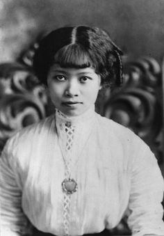 Amelia Lee was a racial and gender minority in 1910 when this photo was taken. The Page Act of 1875 had the intended effect of severely decreasing the population of Chinese Americans. Laws like the Page Act that specifically barred female Asian immigrants made it nearly impossible for those Chinese who were born in the U.S. or Chinese who had immigrated before 1882 to have families.This was the first and only time in U.S. history that a racial group was singled out for immigration exclusion.