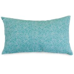 Majestic Home Goods Teal South West Indoor / Outdoor Small Throw Pillow L x W x H Small Pillows, Modern Throw Pillows, Blue Throw Pillows, Outdoor Throw Pillows, Decorative Throw Pillows, Toss Pillows, Accent Pillows, Pillow Reviews, Dot And Bo