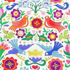 Mexican Flower Designs And Patterns Mexican Pattern Mexican - 400x400 - jpeg
