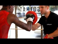 How to Double Up Punches | Boxing Lessons - YouTube