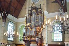 Katwijk aan Zee - Nieuwe Kerk -  Van den Heuvelorgel
