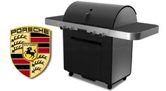 New X-Series Grill by Porsche Design Studio: Barbeque in Zuffenhausen Style Baked Cod Recipes, Jam Recipes, Real Food Recipes, Gas Bbq, Bbq Grill, Moroccan Fish Recipe, Dairy Free Sauces, Roasted Red Pepper Sauce, Bacon Jam
