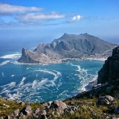 Immaculate photo of Hout Bay (Heather Edwards) Cape Town South Africa, Table Mountain, Mountains, Country, City, Places, Water, Travel, Outdoor