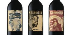 Killibinbin: Film noir + Shiraz and Cabernet