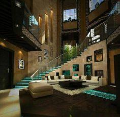 nice luxury interior