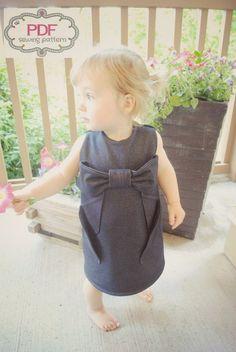 Evangeline Dress PDF Pattern Tutorial by ButterflyKissesCo