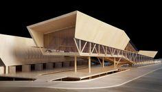 Spadoni e Associados: Pavilhão Hyundai, Rio de Janeiro