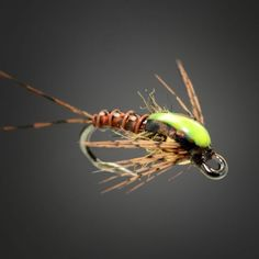 pmd nymph crack back for fly fishing #FlyFishing