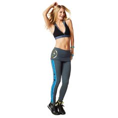 Cha-Cha-Check Me Out Pants | Zumba Fitness Shop #zumbawear