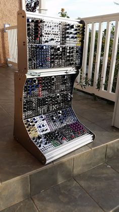MATRIXSYNTH: New Eurorack Case From Bluelantern