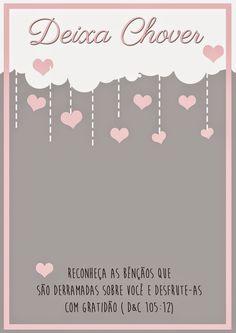 fonte das fotos: Pinterest   Me inspirei nessa ideia ao ver algumas fotos e com o discurso do Presidente Uchtdorf na seção das mulher... Baby Room Art, Girl Room, Gender Reveal Invitations, Baby Shower Invitations, Dr Amor, Sunshine Baby Showers, Elephant Canvas, Star Nursery, Calendar Pages