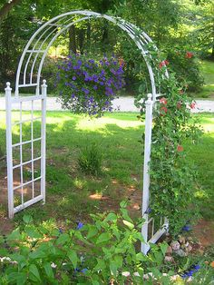 Metal arbor available from Our shop, Mr. Twitter's