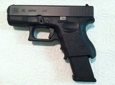 glock 26- perfect feel and so compact!