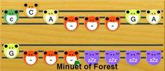 Minuet of Forest - Zelda