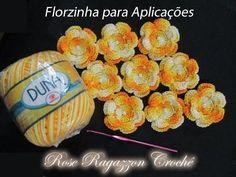 Flores de Crochê: 50 Gráficos para baixar (downloads)                                                                                                                                                                                 Mais