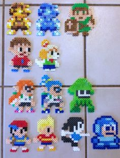 Nintendo Magnets and Ornaments - Mario, Zelda, Splatoon, Animal Crossing and…