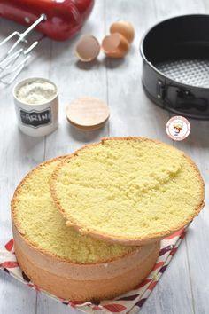 Pan di Spagna furbo di Ernst Knam facile e veloce Bakery Recipes, Dessert Recipes, Easy Vanilla Cake Recipe, Torte Cake, Food Carving, Cake Business, Drip Cakes, Sweet Cakes, Yummy Cakes